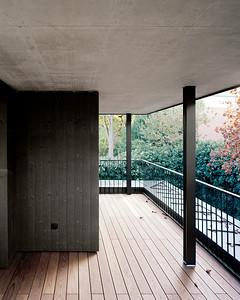 08 Mehrfamilienhaus Gatternweg, Riehen | Balkon
