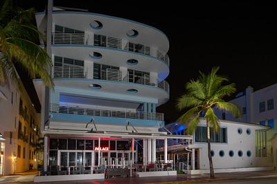 Palace Hotel Miami Beach shut down Coronavirus Covid 19 pandemic