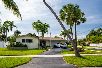 Single family homes in Hollywood Hills Florida USA