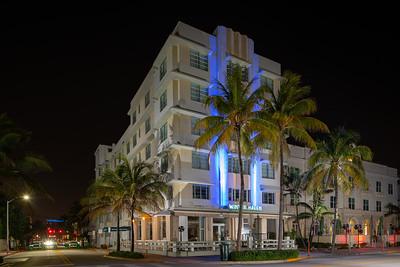 Winter Haven Hotel Miami Beach closed during Coronavirus Covid 19 pandemic
