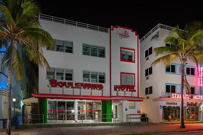 Boulevard Hotel shut down Coronavirus Covid 19