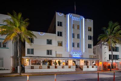 Beacon Hotel Ocean Drive shut down Coronavirus Covid 19