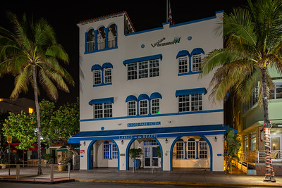 Shore Park Hotel Ocean Drive shut down Coronavirus Covid 19 pandemic