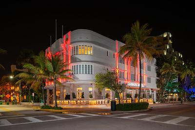 Cardozo Hotel Miami Beach Ocean Drive shut down Coronavirus Covid 19