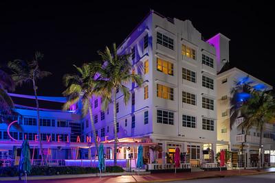 Clevelander Hotel Miami Beach Ocean Drive shut down Coronavirus Covid 19 pandemic