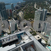 Aerial image of Brickell business district