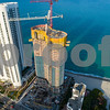 Solis under construction Sunny Isles Beach Florida