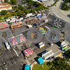 Aerial photo Broward County Fair