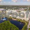 Boynton Beach FL aerial image