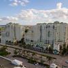 Aerial Boynton Beach Florida residential condominium