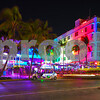 Night at Clevelander Ocean Drive Miami Beach