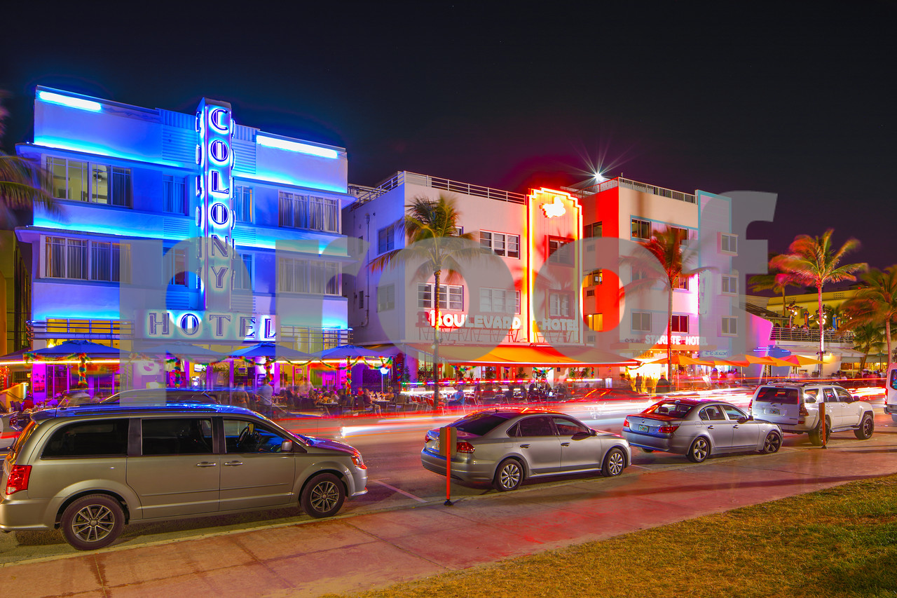 Colony Hotel Miami Beach Ocean Drive