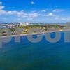 Drone image Boynton Beach FL USA