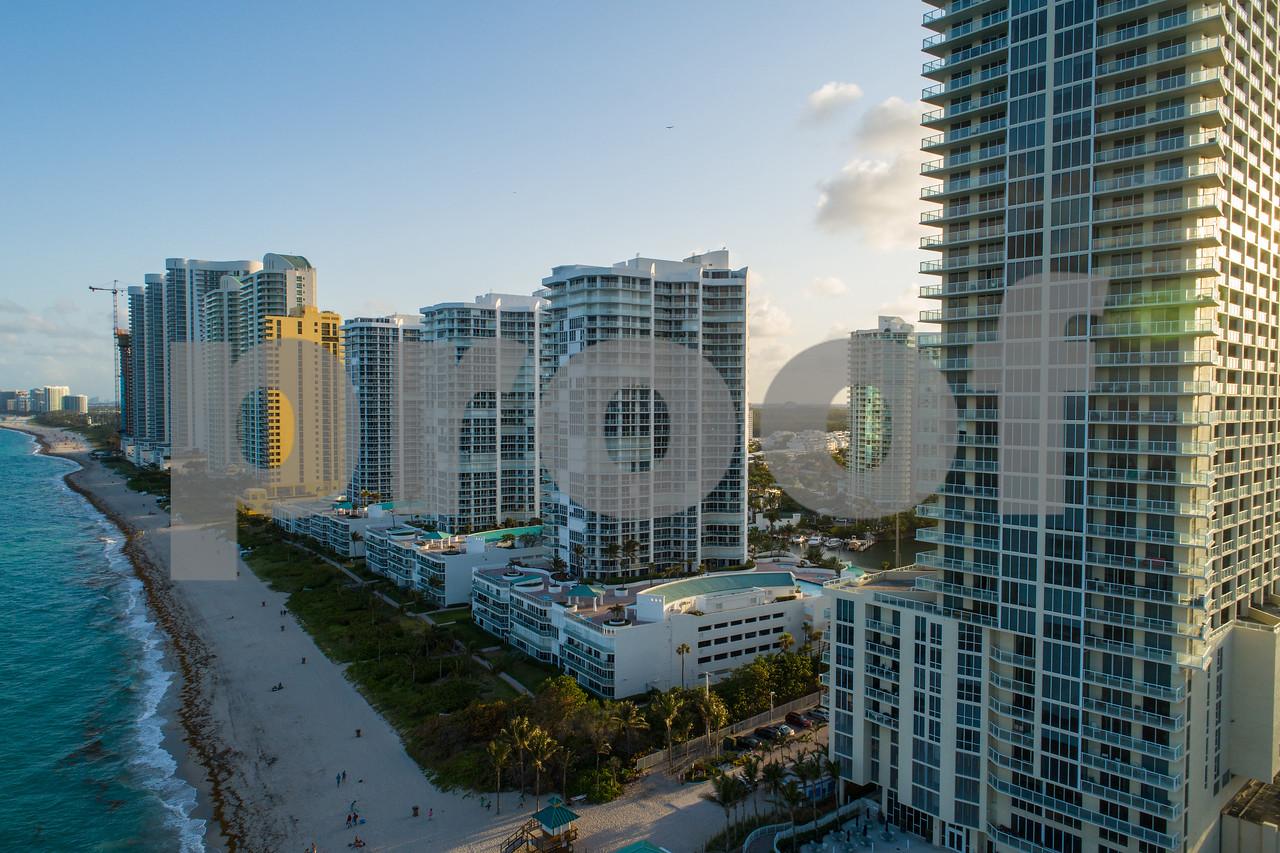 Sunny Isles Beach Florida beachfront condominiums