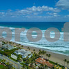 Aerial image Palm Beach Florida oceanfront mansions luxury neighborhoods