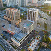 Aerial photo Residence Inn by Marriott Miami Sunny Isles Beach