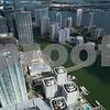 Aerial Miami Brickell