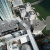 Aerial image of the Panorama Tower Brickell