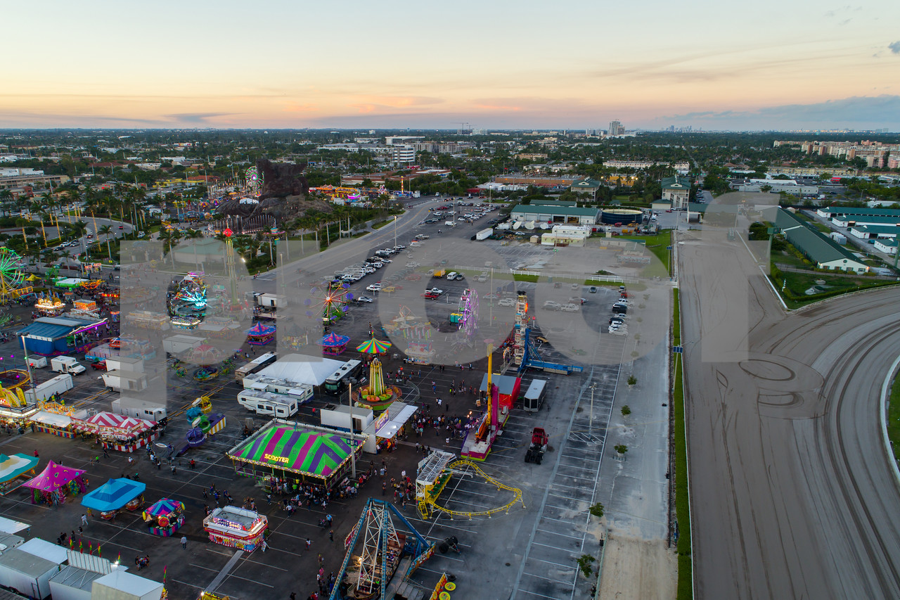 Gulfstream Race Track Broward Fair