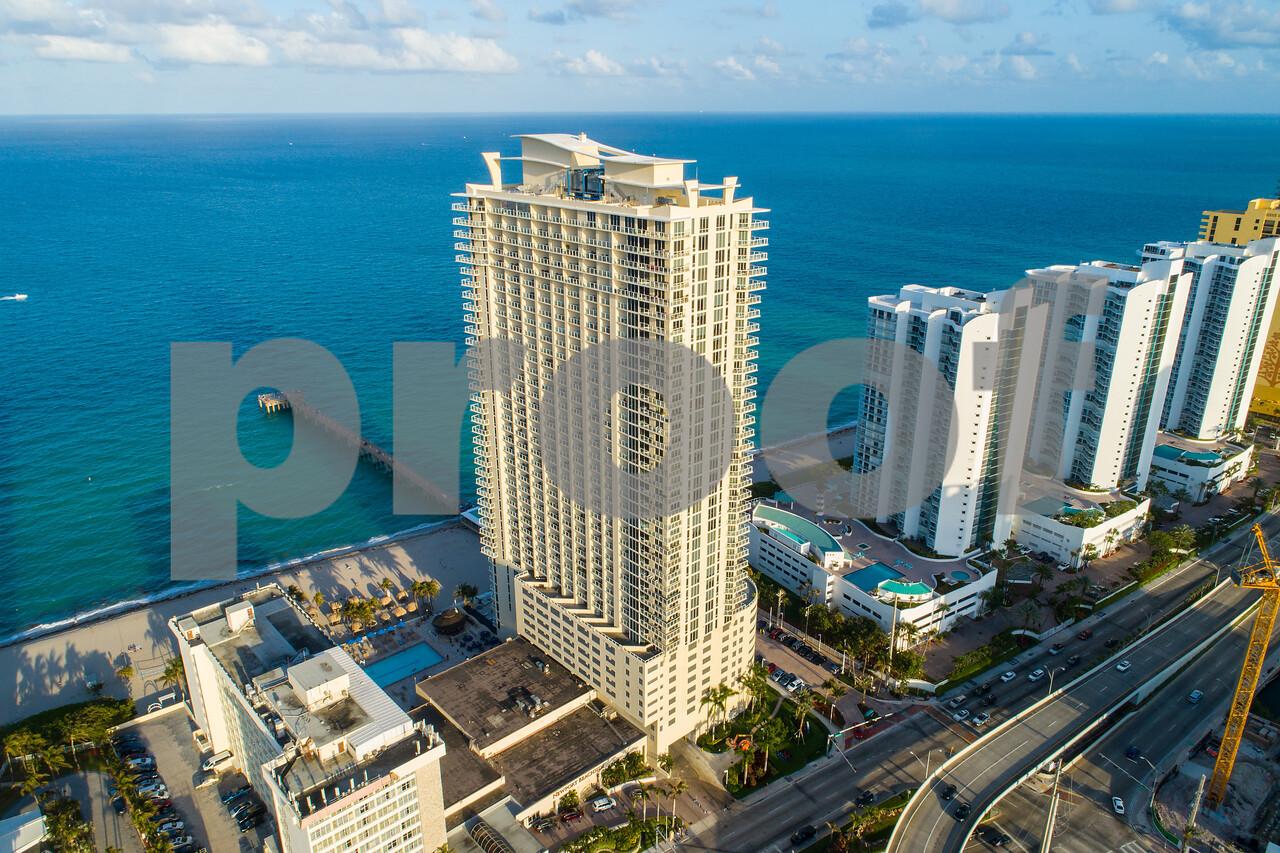 La Perla Sunny Isles Beach Florida highrise condominium