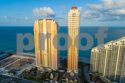 Aqualina Residences Spa Mansions beachfront condominiums