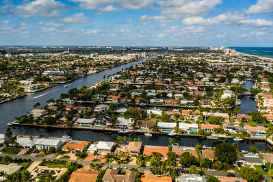 Fort Lauderdale neighborhoods waterfront real estate
