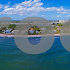 Aerial panorama Boynton Beach FL USA