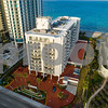 Aerial photo Florida Ocean Club Sunny Isles Beach