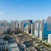 Coastal city Sunny Isles Beach FL