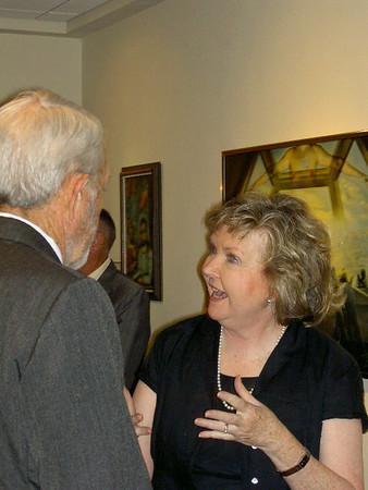 Betty Boles 40th Anniversary at UCC