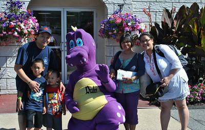 Toddler Ministry Trip to Dutch Wonderland Pa