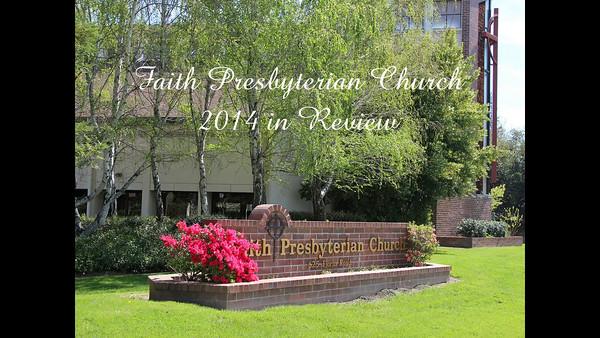 2014 Faith Church Annual Meeting Slideshow