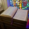 Bible Open Narthex