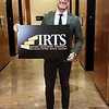 Bryan Bumgardner is ready to represent the 2015 IRTS Fellow class at the business meeting.