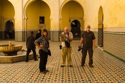Dar El Makhzen Royal Palace