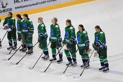 Факел (Челябинск) - Агидель (Уфа) 6:4. 3 апреля 2014