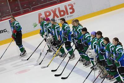 Белые Медведицы (Челябинск) - Арктик-Университет (Ухта) 2:4. 14 октября 2014