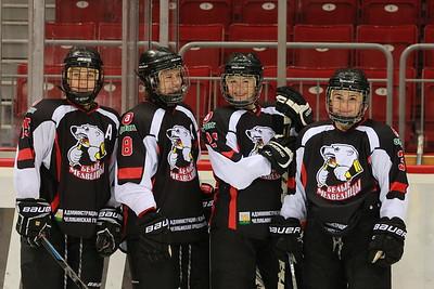 Женский хоккей/Women hockey