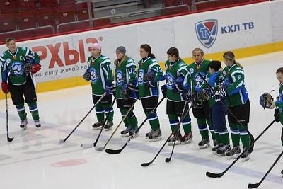 Белые Медведицы (Челябинск) - Арктик-Университет (Ухта) 4:1. 13 октября 2014