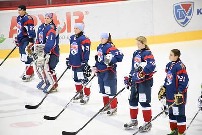 Белые Медведицы (Челябинск) - Бирюса (Красноярск) 1:3. 10 декабря 2014