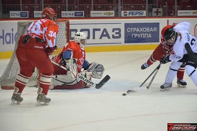 Факел (Челябинск) - Спартак-Меркурий (Екатеринбург) – 8:0. 21 сентября 2013