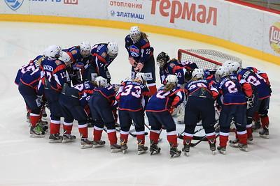 Факел (Челябинск) - Бирюса (Красноярск) 2:3. 15 января 2014