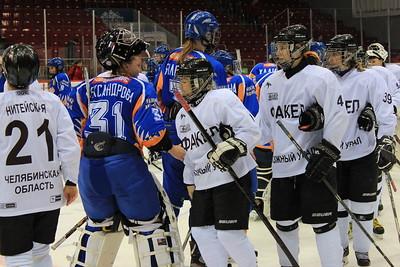 В повторном матче чемпионата России среди женских команд челябинский Факел снова уступил команде СКИФ из Нижнего Новгорода