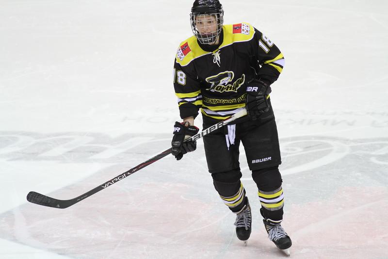 Форвард подмосковной команды Торнадо Келли Стэдман рассказала в интервью 74hockey.ru о победах своей команды и о перспективах женского хоккея в России