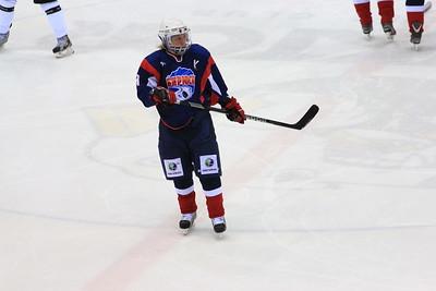 Факел (Челябинск) - Бирюcа (Красноярск) 5:3. 14 января 2014