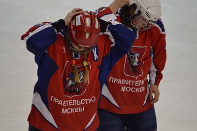 Школа Макарова (Челябинск) - Сборная Москвы 4:1. 16 ноября 2014