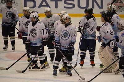 В течение трех дней в Челябинске проходят матчи второго этапа Первенства России среди женских молодёжных команд до 18 лет.
