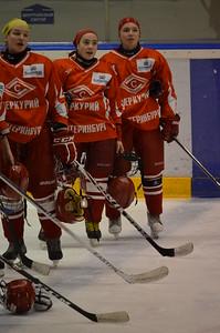 Школа Макарова (Челябинск) - Спартак-Меркурий (Екатеринбург) 9:1. 15  ноября 2014