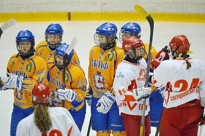 В Челябинске завершился второй этап Первенства России среди молодёжных женских команд. Победу праздновала команда СКИФ из Нижегородской области.