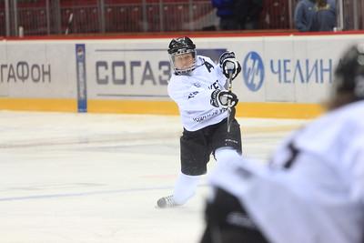 Факел (Челябинск) - СКИФ (Нижний Новгород) 3:6. 14 октября 2013